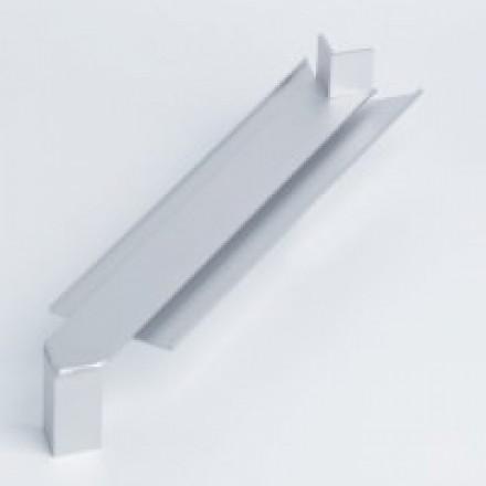 EV1 weiß Alu  Fensterbank Eckverbinder außen anthrazit c34 alle Ral//DB