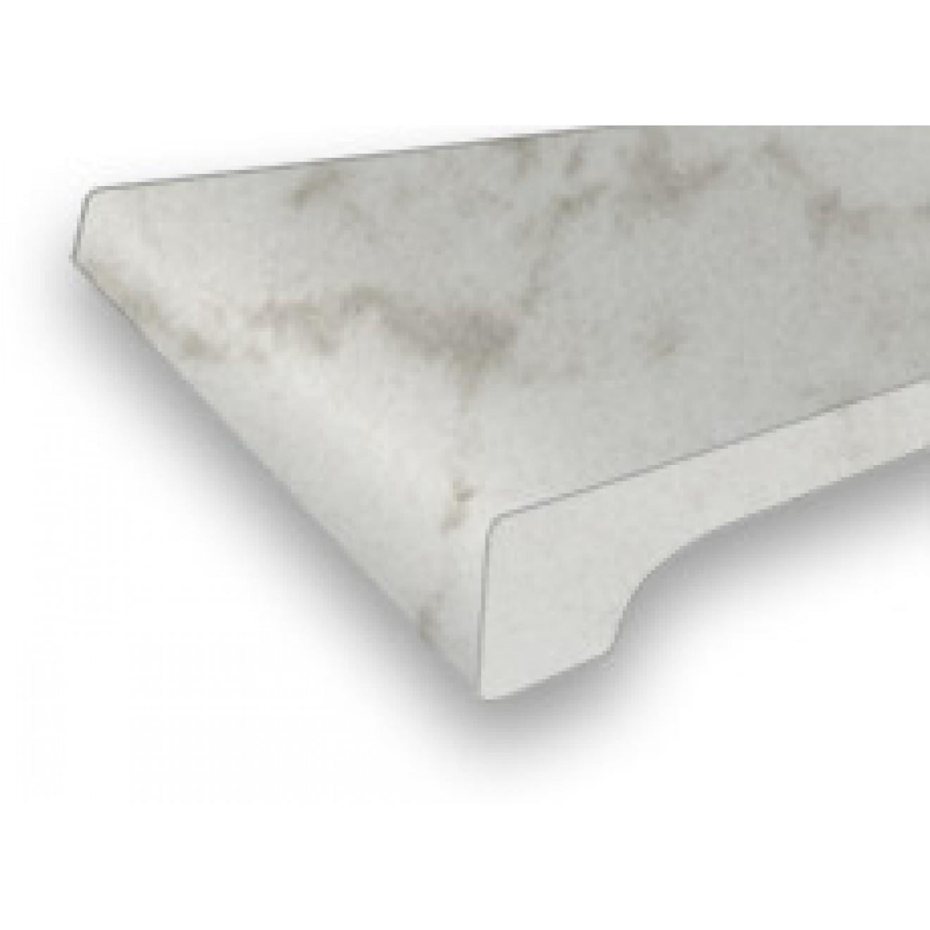 Fensterbank Exclusiv Farbe marmor bianco Ausl. 150mm